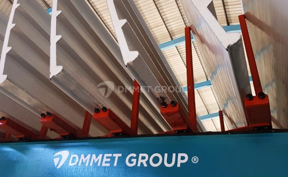 DMMET GROUP - Sandwich Panel Machine - Polyurethane Foam Machine